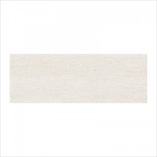 Park Street Bathrooms - Bergamo Almond Matt Ceramic Wall Tile 700 x 250mm
