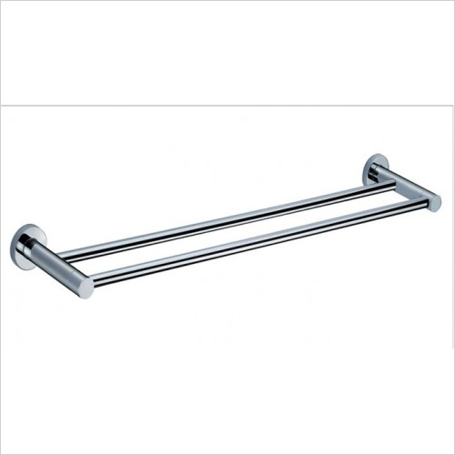 Art Of Living - Halo Double Towel Rail