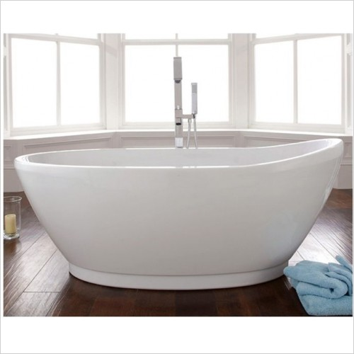 Art Of Living - Varese S Freestanding Slipper Bath 1700 x 800mm