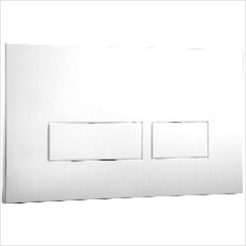 Art Of Living - Easi Plan Trend 2 Flush Plate