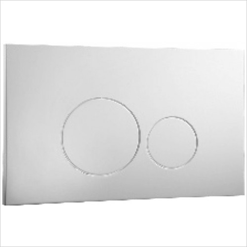 Art Of Living - Easi Plan ISO 2 Flush Plate