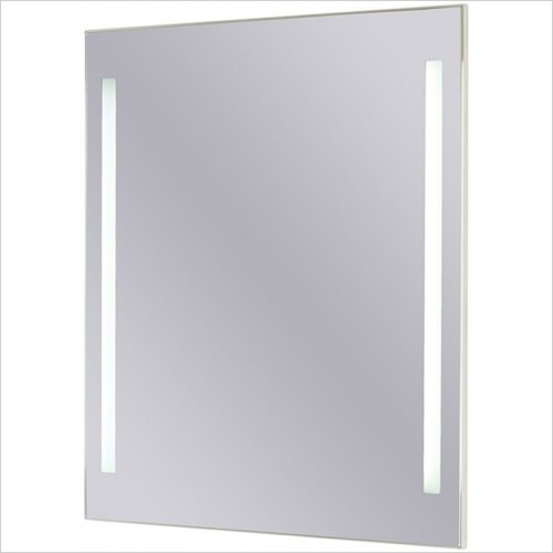 Art Of Living - Pure Mirror 50 With LED, Sensor Switch & Demister