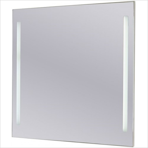 Art Of Living - Pure Mirror 60 With LED, Sensor Switch & Demister