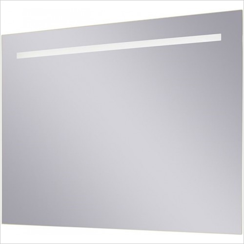 Art Of Living - Pure Mirror 80 With Ambient LED, Sensor Switch & Demister