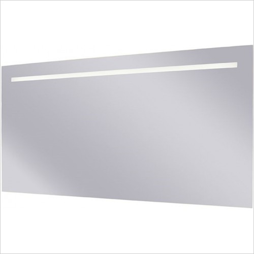 Art Of Living - Pure Mirror 120 With Ambient LED, Sensor Switch & Demister