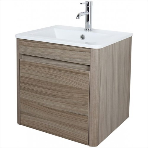 Art Of Living - D-Style Vanity Unit & Basin 500 x 450mm