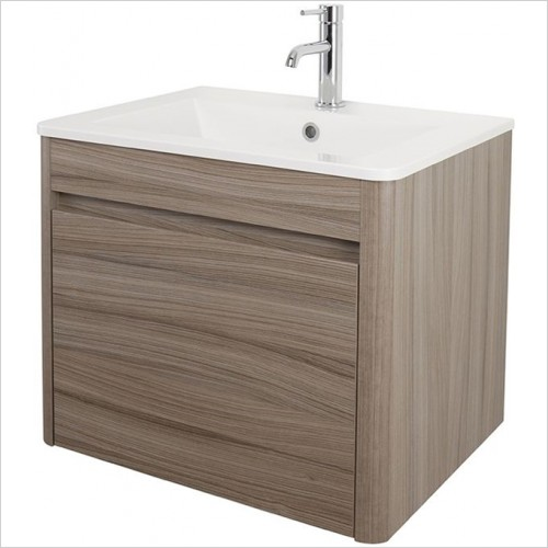 Art Of Living - D-Style Vanity Unit & Basin 600 x 450mm