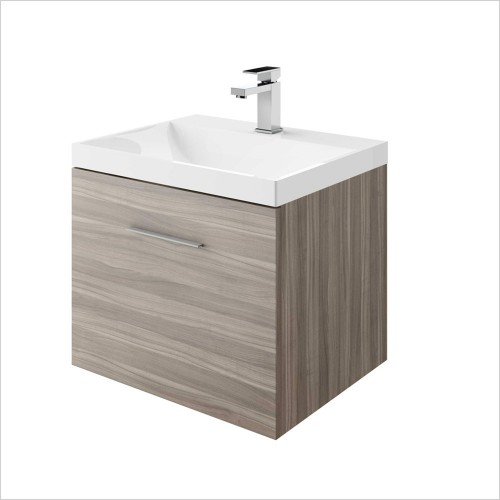 Art Of Living - Pure Vanity Unit & Basin 565 x 452mm