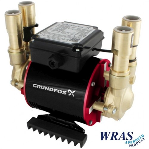 Grundfos - Amazon 2.0 bar Twin Positive Pump