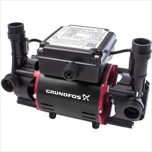 Grundfos - STR2 1.5bar Twin Positive Head Pump