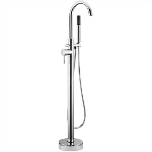 Art Of Living - Iso Freestanding Bath Shower Mixer
