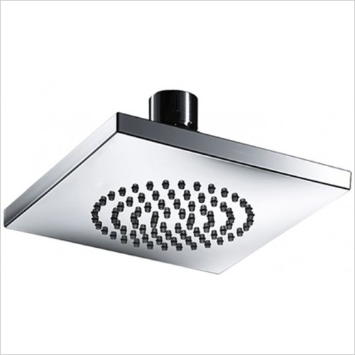 Art Of Living - Temptation Chrome Square Showerhead 120mm