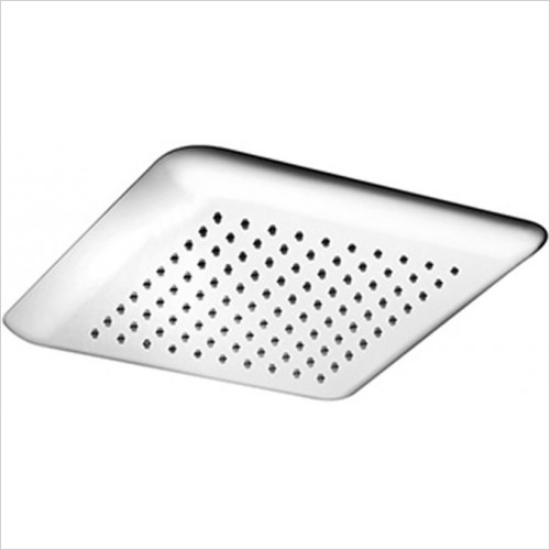 Art Of Living - Temptation Chrome Cream Shower Head 250mm
