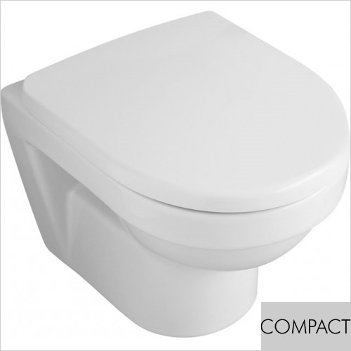 Art Of Living - D-Style Wall Hung Compact WC Pan