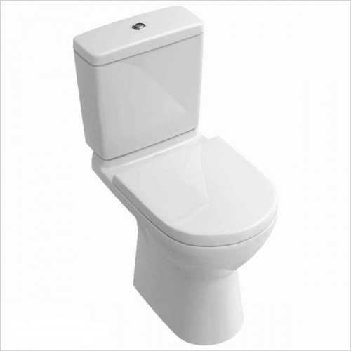 Art Of Living - D-Style Lite Close Coupled WC