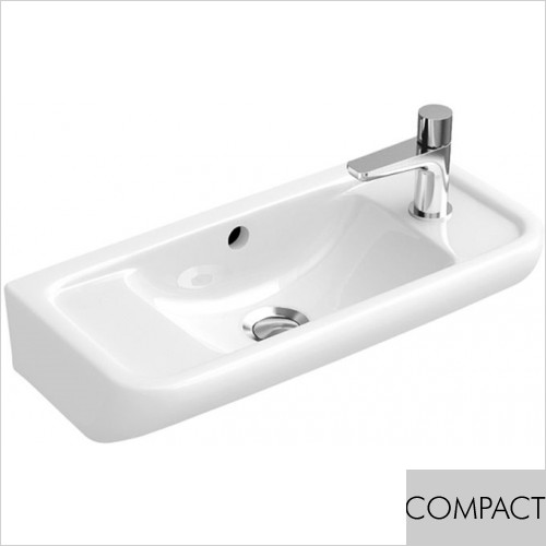 Art Of Living - D-Style Compact Handwash Basin 530 x 250mm