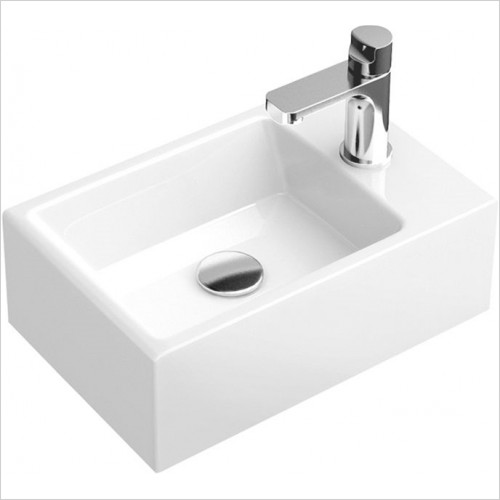 Art Of Living - Pure Cloakroom Basin 400 x 260mm
