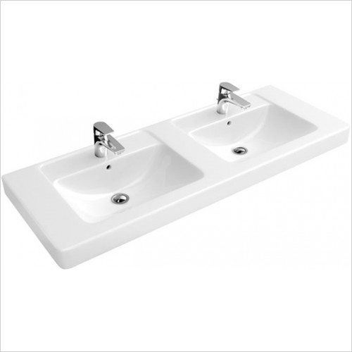 Art Of Living - Simple Double Basin 1300 x 485mm