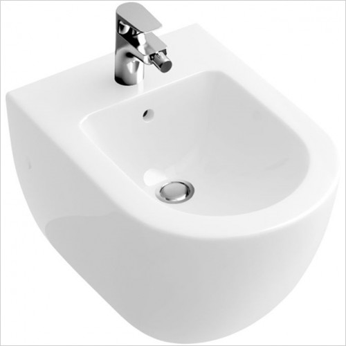 Art Of Living - Simple Wall Hung Bidet