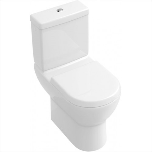 Art Of Living - Simple Close Coupled WC