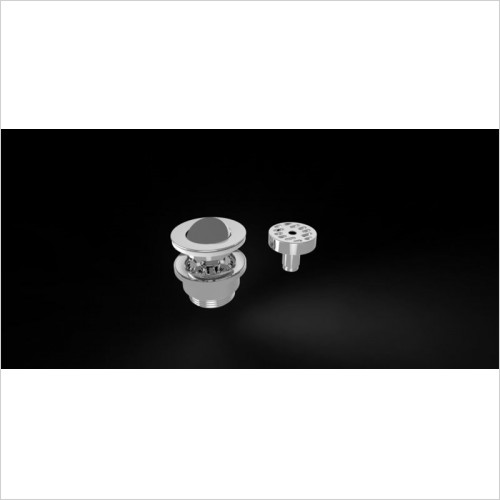 Victoria & Albert - Kit 24 Universal Basin Drain With Captive Flip Plug