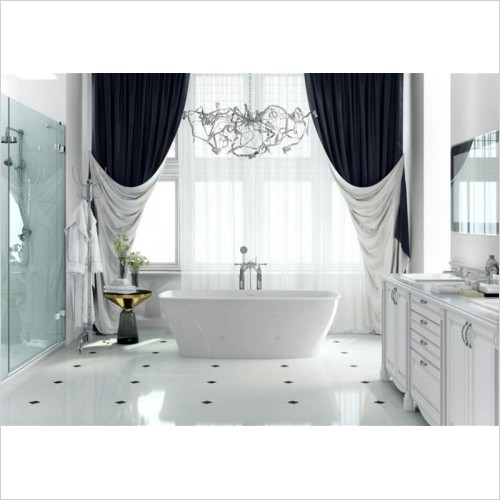 Victoria & Albert - Pembroke Freestanding Bath 1765 x 798mm