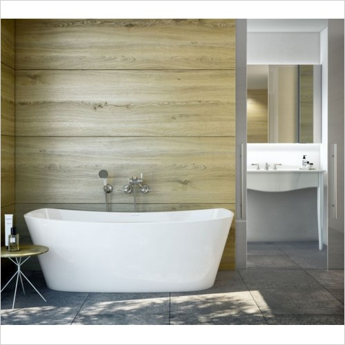 Victoria & Albert - Trivento Freestanding Bath 1650 x 707mm