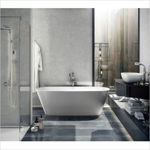 Victoria & Albert - Vetralla 2 Freestanding Bath 1650 x 727mm
