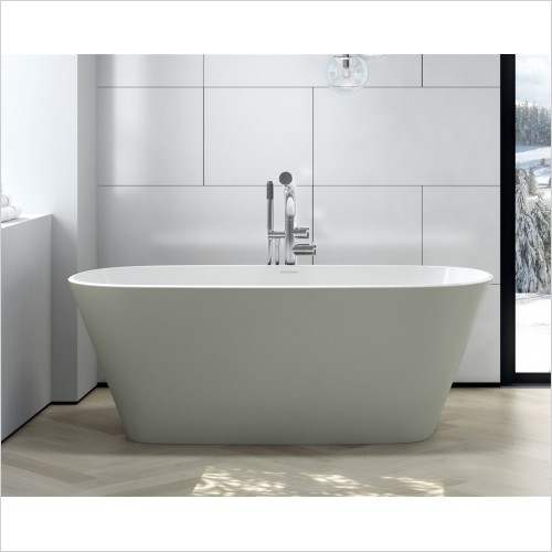 Victoria & Albert - Vetralla Freestanding Bath 1493 x 739mm