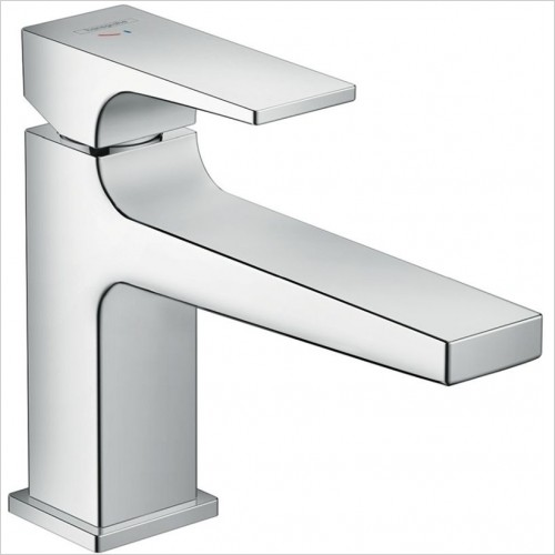 Hansgrohe - Metropol Basin Mixer 100 CoolStart With Push-Open Waste
