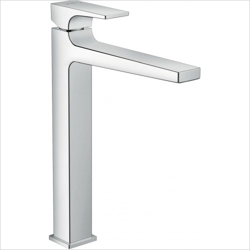 Hansgrohe - Metropol Single Lever Basin Mixer 260 With Push-Open Waste