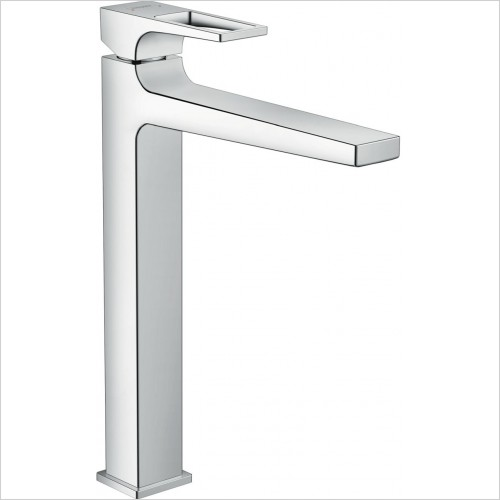 Hansgrohe - Metropol Basin Mixer 260 With Loop Handle &  Push Open Waste