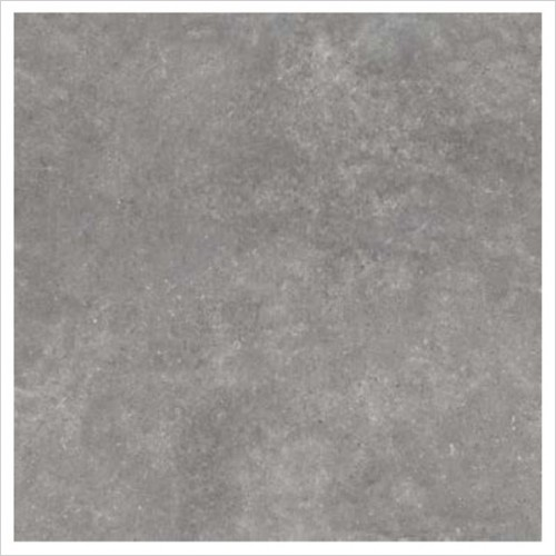 Park Street Bathrooms - Aston Grey Floor & Wall Tile 456 x 456mm