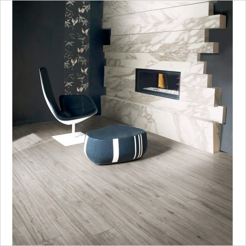 Park Street Bathrooms - Alpine Grigio Wood Effect Tile 1000 x 160mm