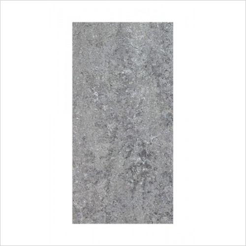 Park Street Bathrooms - Nimbus Mid Grey Floor & Wall Tile 595 x 295mm