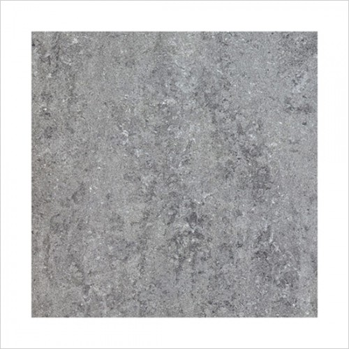 Park Street Bathrooms - Nimbus Mid Grey Floor & Wall Tile 595 x 595mm