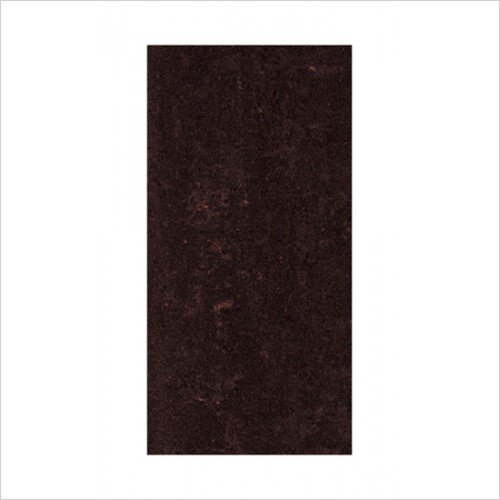 Park Street Bathrooms - Nimbus Dark Brown Floor & Wall Tile 595 x 295mm