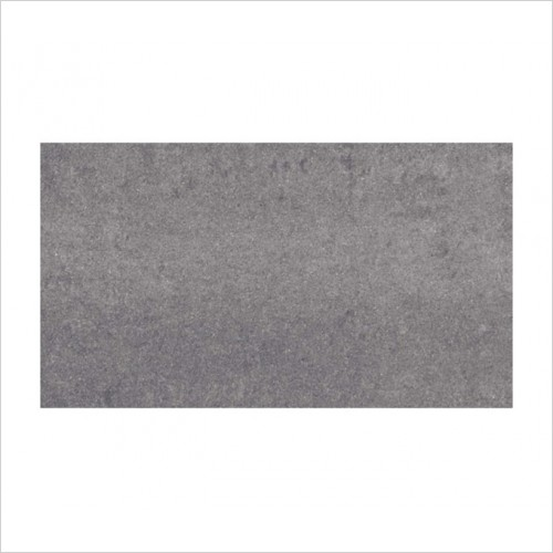 Park Street Bathrooms - Pearl Matt Dark Grey Floor & Wall Tile 600 x 300mm