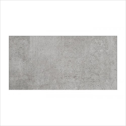 Park Street Bathrooms - Concreta Grey Matt Floor & Wall Tile 600 x 300mm