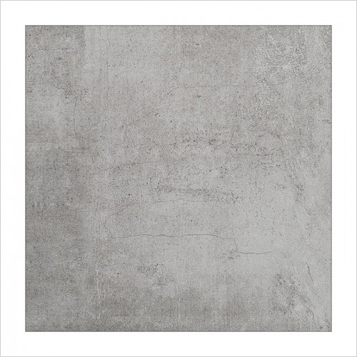 Park Street Bathrooms - Concreta Grey Matt Floor & Wall Tile 600 x 600mm