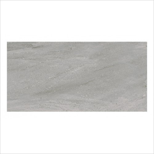 Park Street Bathrooms - Storm Silver Floor & Wall Tile 600 x 300mm
