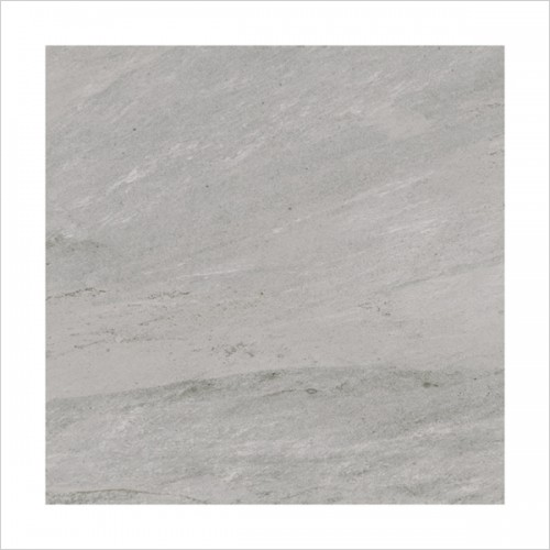 Park Street Bathrooms - Storm Silver Floor & Wall Tile 600 x 600mm