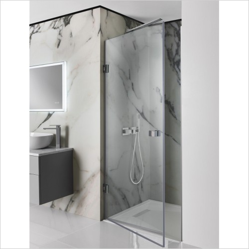 Crosswater - Zion Hinged Door 800mm