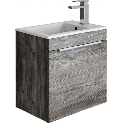 Crosswater - Zion Petite Furniture Basin 500mm
