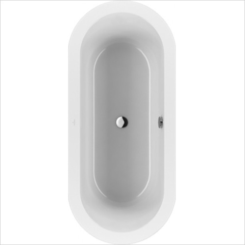 Villeroy & Boch - Loop & Friends Duo Freestanding Bath 1800 x 800mm