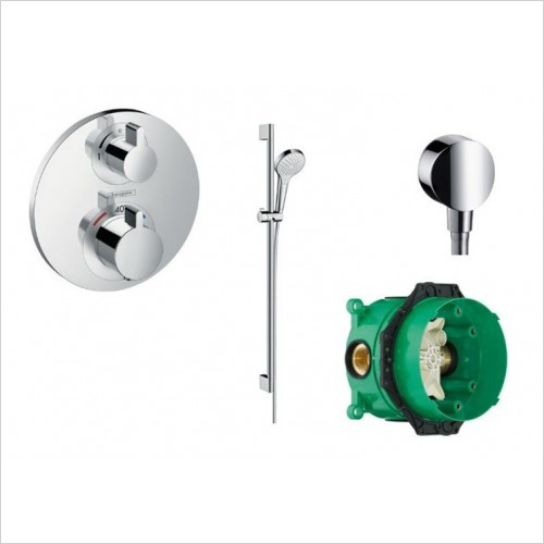 Hansgrohe - Ecostat S 1 Way Pack