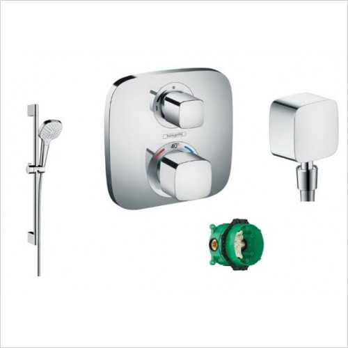 Hansgrohe - Ecostat E 1 Way Pack