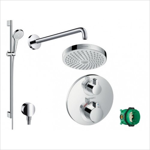 Hansgrohe - Croma Select S Rail Pack