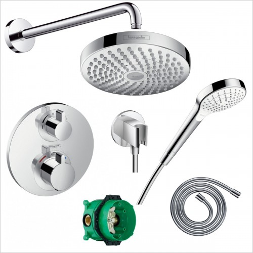 Hansgrohe - Croma Select S Porter Pack