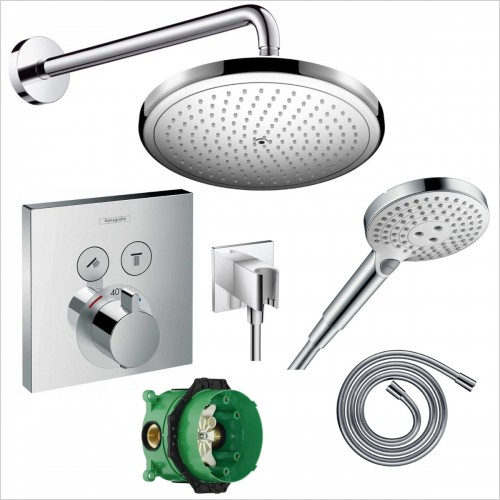 Hansgrohe - Select Valve Croma 280 Porter Pack
